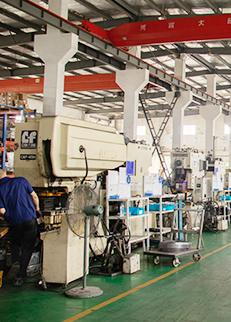 全自动化生产,确保质量一致稳定